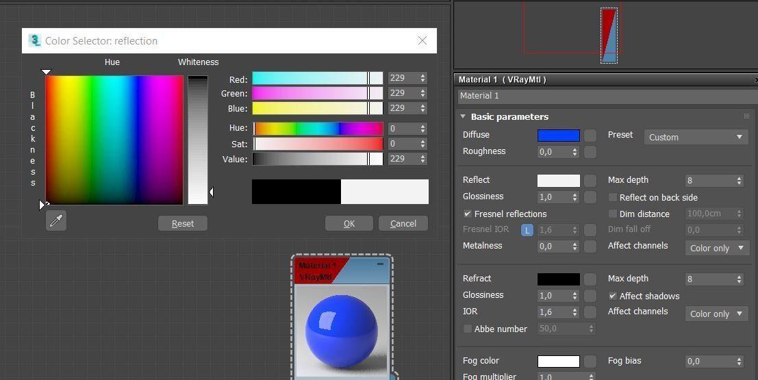 Andrea Ursini creare materiale in vray8