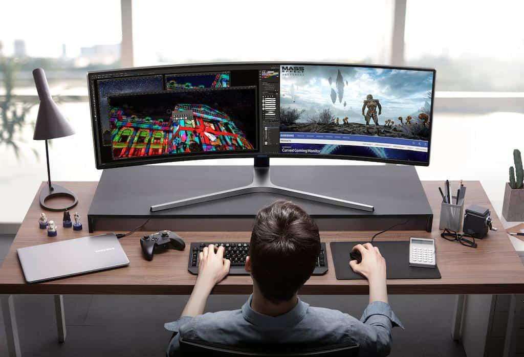 Andrea ursini-monitor per workstation
