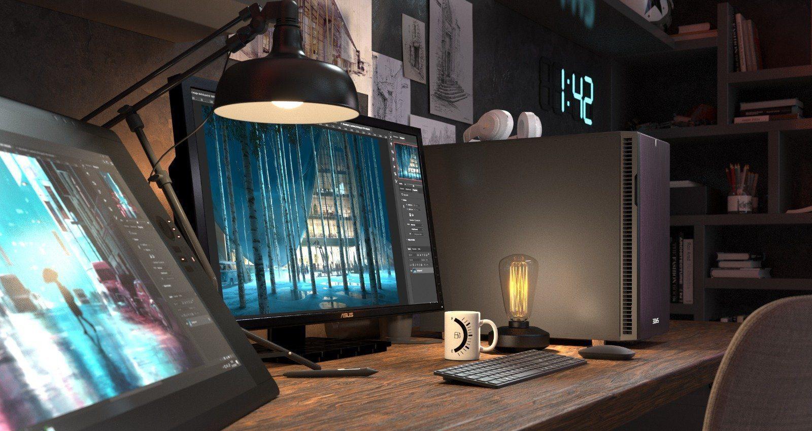 workstation - 3DWS - architetti 2021